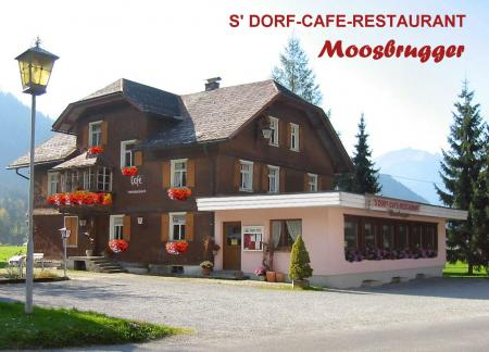Dorfcafe-Restaurant Moosbrugger