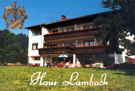 Pension Haus Lambach