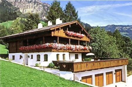 Holiday apartment Landhaus Alpbach