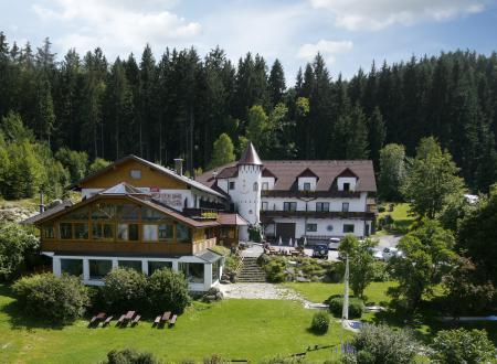 Hotel Märchenhotel Waldpension Nebelstein