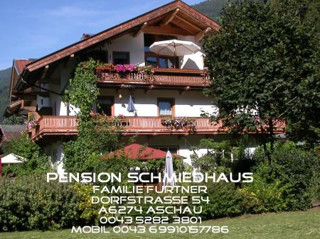Private rental Gästepension Schmiedhaus