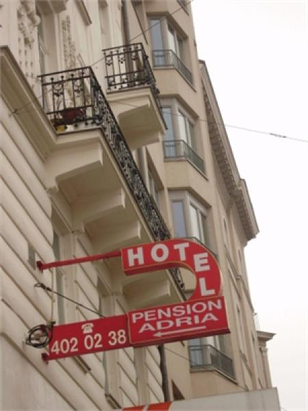 Bed & Breakfast HOTEL PENSION ADRIA