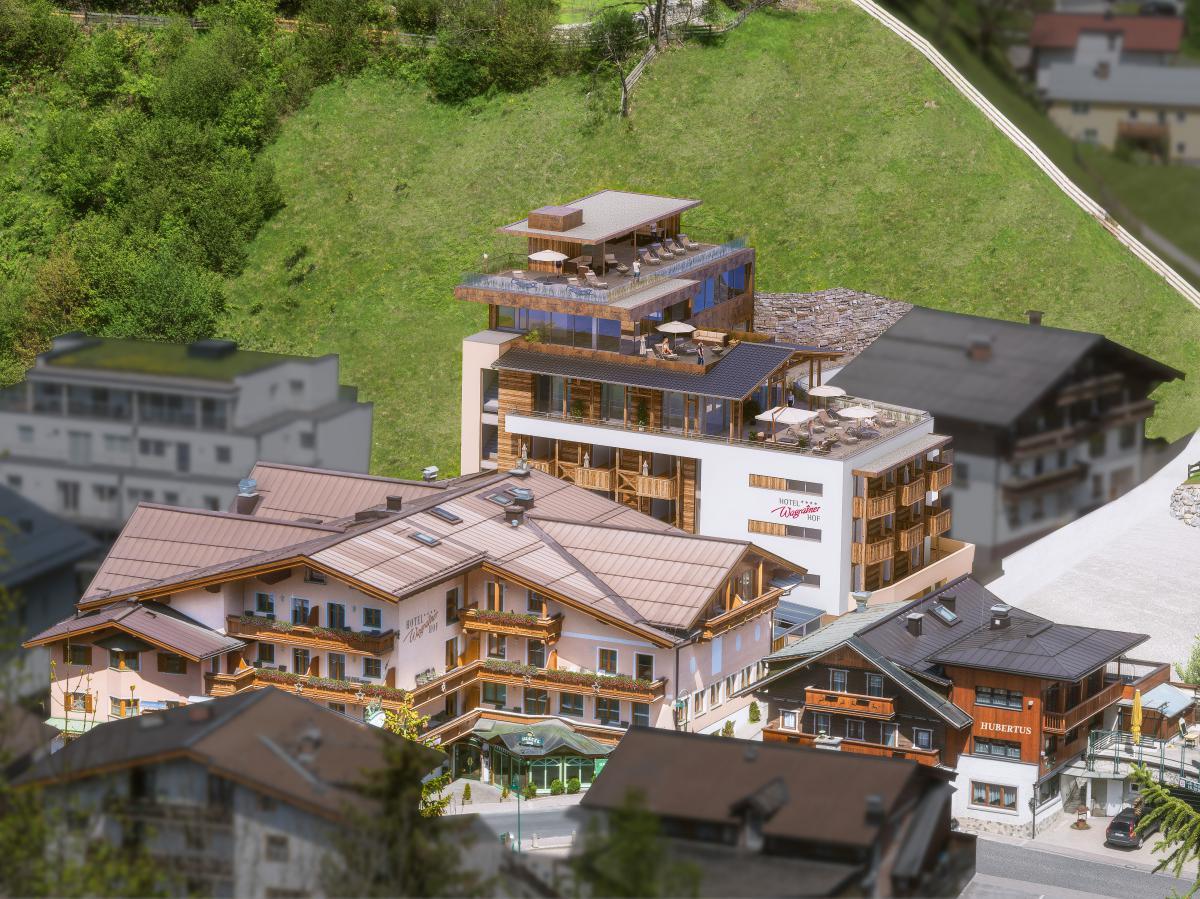 Hotel Wagrainerhof ****