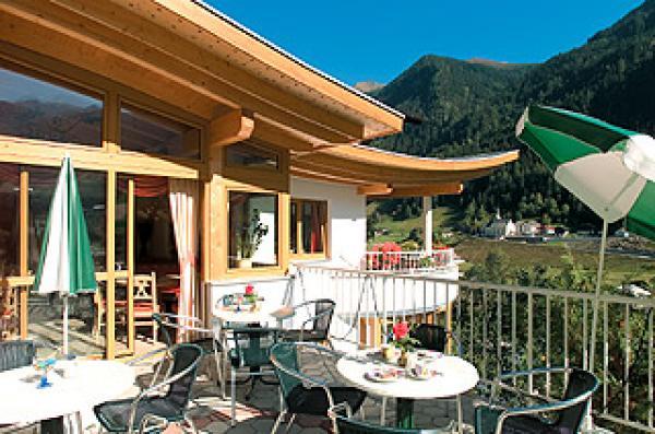 Hotel Garni Bergwelt