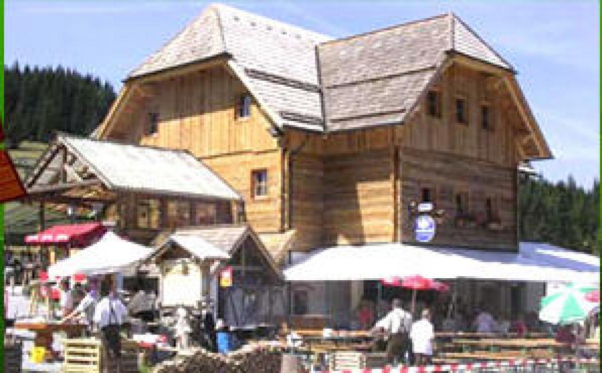 Almwirtshaus Holdahütt´n