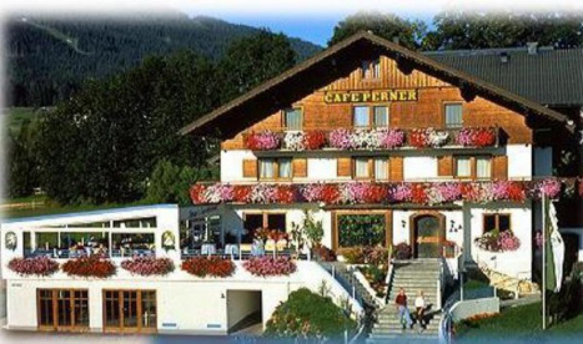 Hotel-Cafe Perner