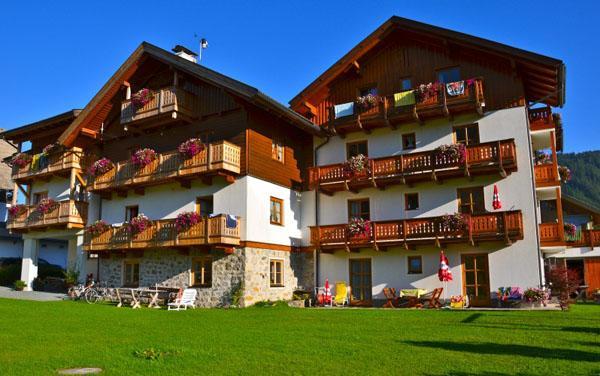 Haus Heimat am Weissensee