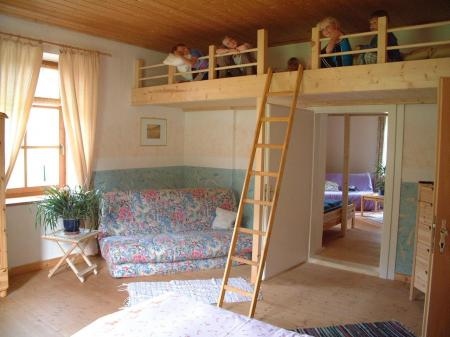 appartement de vacances Ferienhaus Lemmel_winter