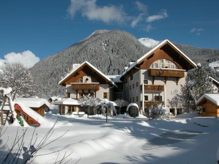 ОТЕЛЬ Hotel Alpengarten_winter