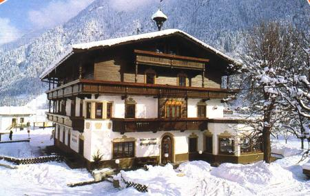 HOTEL PENSION SIEGELERHOF_winter