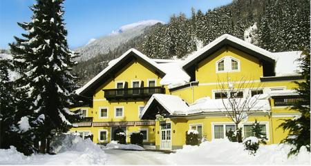 Hotel Bergwelthotel Fraganter Wirt_winter
