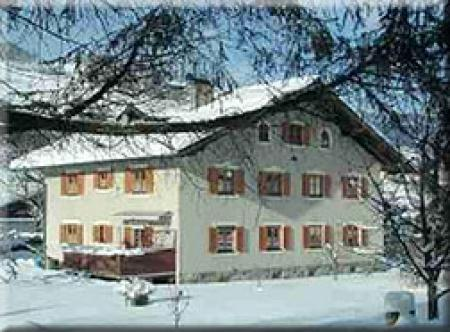Appartement Ferienwohnung Appartement Eder_winter