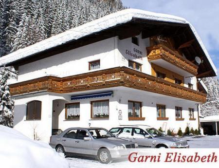 Apart Garni Elisabeth / 3 Edelweis See - Paznaun