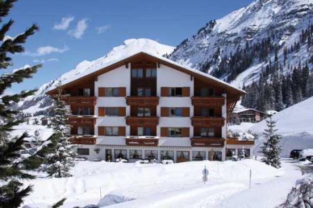 Hotel Omesberg Lech