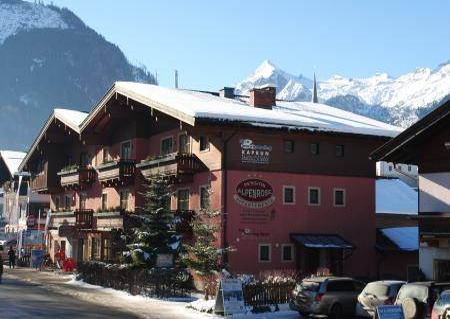 Pension Alpenrose Kaprun