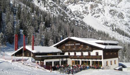 Alpengasthof Schlickeralm Fulpmes