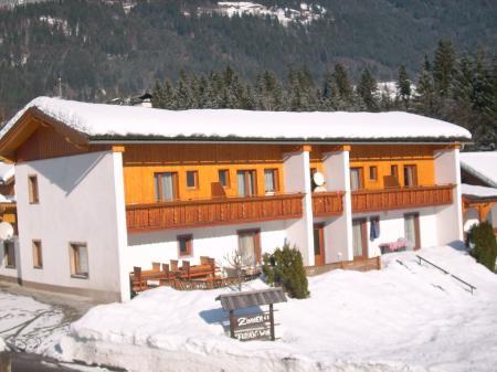 Ferienhaus Klocker_winter