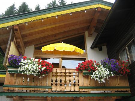 Haus Waldrand Oberndorf
