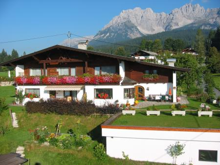 Schnapperhof Going am Wilden Kaiser