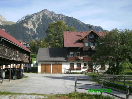 Pension Landlhof Ramsau am Dachstein
