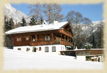 Holiday apartment Alpbach