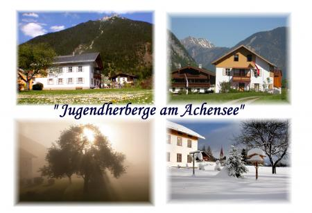 Youth hostel Jugendherberge am Achensee_winter
