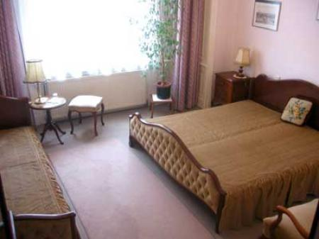 Bed & Breakfast / Pensione Pension Carantania_winter