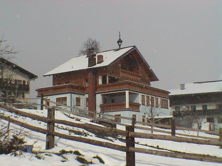 Affittuario privato Dopplerhof_winter