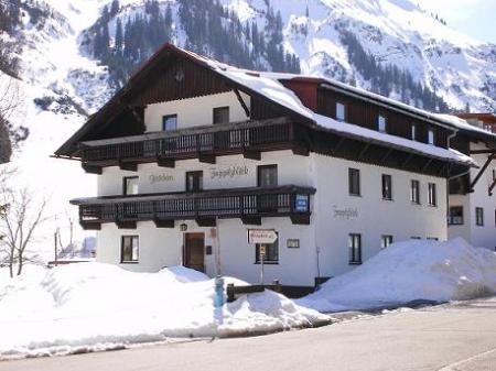 Bed & Breakfast Berwang