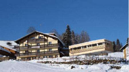 ОТЕЛЬ Hotel Dunza_winter