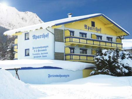 Apartmenthaus Bader_winter