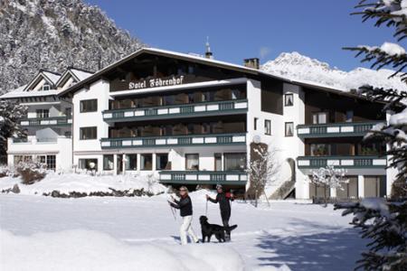 Hotel Föhrenhof Stanzach
