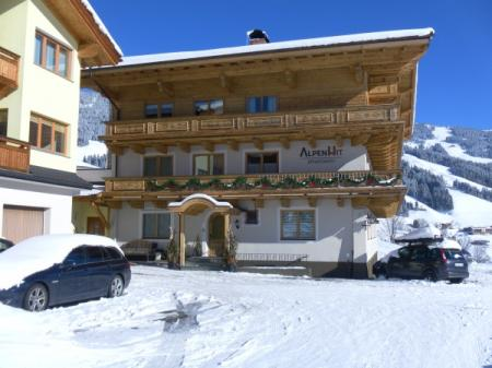 Alpen Hit Appartement Saalbach