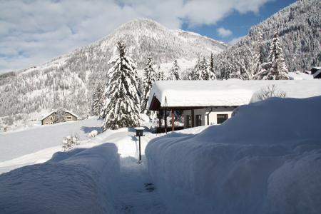 Holiday home (bungalow) Haus Gartlblick_winter