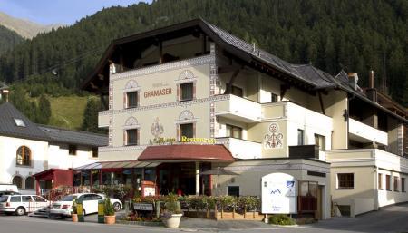 Hotel Gramaser Ischgl
