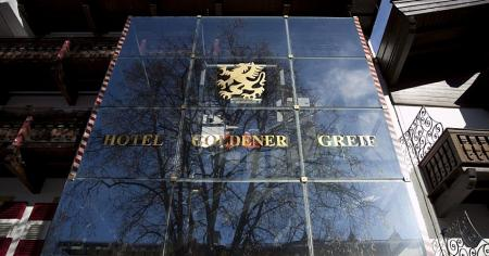 Hotel Hotel Goldener Greif_winter