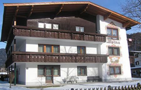 Appartements Alpina Walchsee