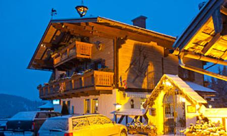 Bed & Breakfast Bachseitenhof Pension_winter