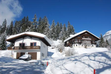 Appartement Ferienwohnung Pension Tirol_winter