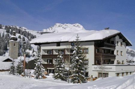Hotel Fritz, Café Pension_winter