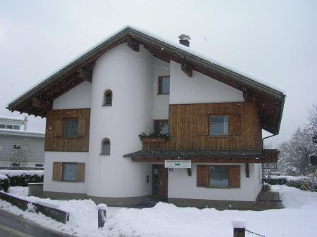 Appartement Ferienwohnung Ferienwohnungen Zugg_winter