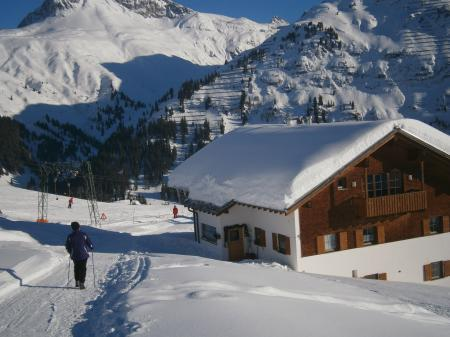Bed & Breakfast Lech am Arlberg