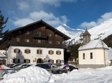 Pub / restaurant Matreier Tauernhaus_winter