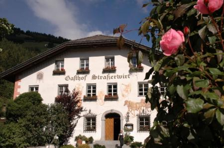 Hotel Strasserwirt **** Herrenansitz zu Tirol_winter
