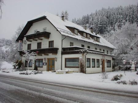 ПАНСИОН Gasthof-Pension Karawankenhof_winter