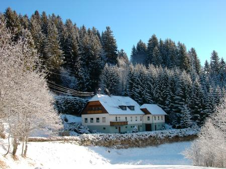 Haus - Koralpenblick_winter