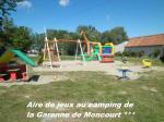 Camping de la Garenne de Moncourt