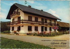 Gasthof Pension Gfrerer - Lipp*** Nadling 6 / Tiffen