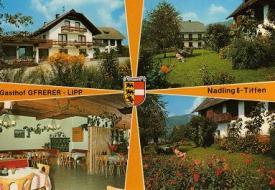 Gasthof Pension Gfrerer - Lipp*** Feldkirchen