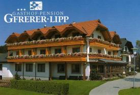 Gasthof Pension Gfrerer - Lipp*** Ossiachersee   /   Flatschachersee